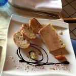 Le foie gras, généreux et bon