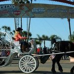 Kemah Carriages