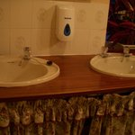 guest bathroom for Garden House