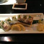 Mackerel Osaka style