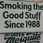 Foto de Green Mesquite BBQ & More
