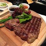 Steak at La Ruche