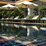 Pool at kiri boutique Hotel