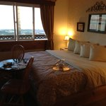 Our gorgeous room