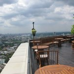 City View From Kasara Lounge