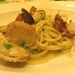 Beautiful clams