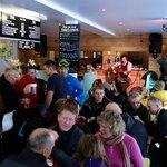 Apres ski at the Kitch Inn