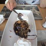 chocolate ice cream pudd delish.