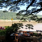 Lovely setting on the Mekong