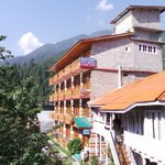Tourist Nest, Old Manali Side View