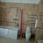 Номер люкс, ванная комната