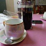 Huge coffee