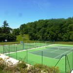 All new tennis and multisports courts !