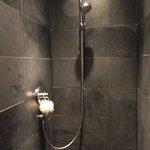 Amazing wetroom shower