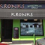 holy grail Kronks x