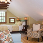 The Barn, relaxing retreat, with a king sized bed
