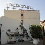Hotel's exterior