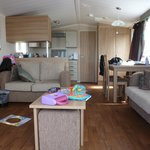 Prestige caravan