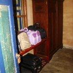 lockable room
