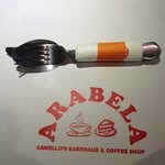 Φωτογραφία: Arabela Cakes, Pastries, Pasta, Pizza and Coffee