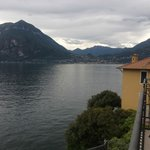 Afternoon Photo of Lake Como from Room