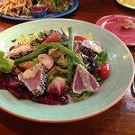 Tuna salad!