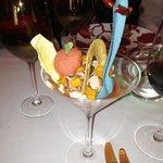 Hotel's restaurant Dulce Patria - Ceviche