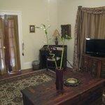 Sitting area - Fountain Suite