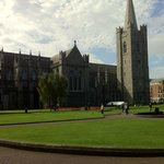 Visit to St Patrick's Catherdral