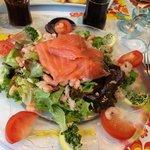salade oceanne