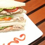 LeeSH Tuna Sandwich