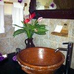 Sink in Hilltop Coconut