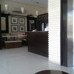 Lobby / cafe - left side
