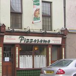Gateway to parsdise, Pizzarama, Omagh.