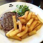lunch steak - great value!