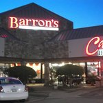 Barrons Cafe, Longview, TX