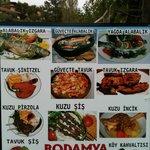 rıch menu