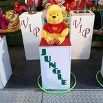 j'ai gagné Winnie !!!! merci les forains sont simpa