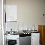 La cocina y el frigorífico de mil ruidos