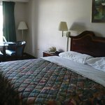 Room 224 - king room with Mount Jefferson view