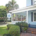 Blue Heron Inn from Ash Street