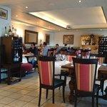 Restaurant Pascha's, Astenblick.