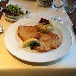 Astenblick, restaurant Pascha, schnitsel