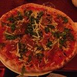 Pizza Parlamento - YUMMY!!!