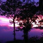 Sunset from Vista Valverde