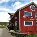 The Hopkins tasting room