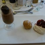 Gorgeous pudding