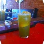 Green Tea Lemonade - must try!