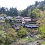山奥にある小さな旅館/Hot-spring hotel in the deep mountain