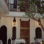 1. Courtyard